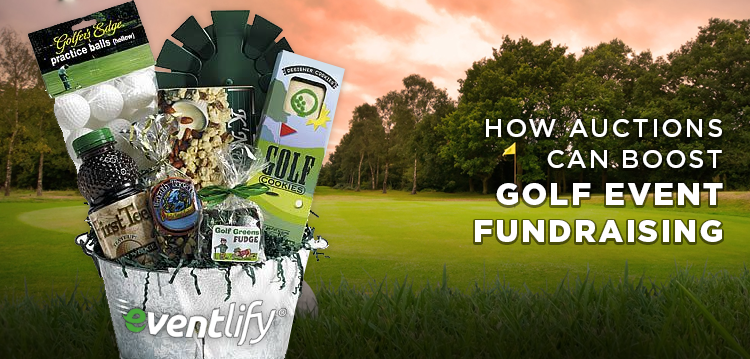 How Auctions Can Boost Golf Event Fundraising